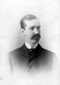 Portrait of James W. Ellsworth
